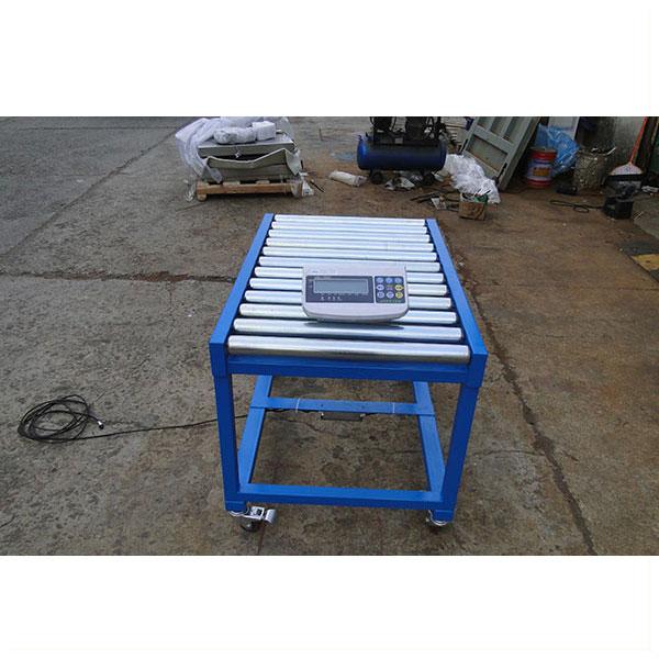 150公斤带打印称重滚筒电子秤