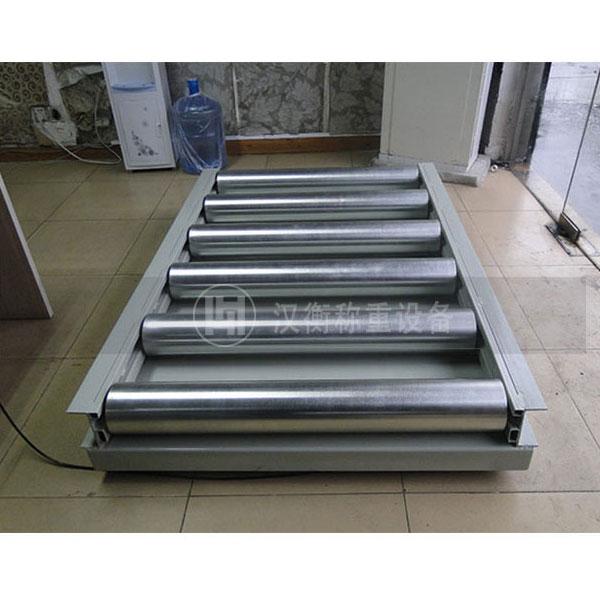 100kg滚筒秤厂家 100公斤外接PLC辊道电子秤价格